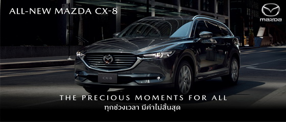 All - New Mazda CX-8
